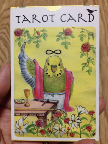 【BIRD TAROT】