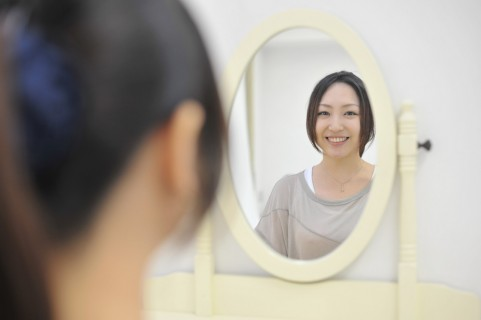 人間関係は合わせ鏡。