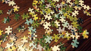 人生はジグソーパズル。夢を諦めたり手放したり、迷っている時に知って欲しいこと。
