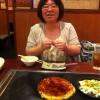 名古屋から友来たる。